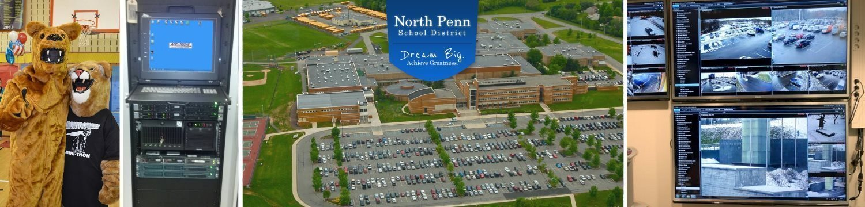 North Penn School District collage